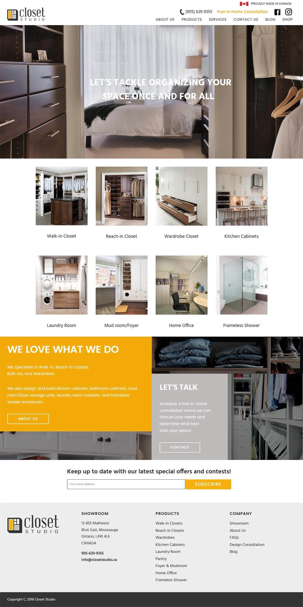 eCommerce Website Design Hamilton