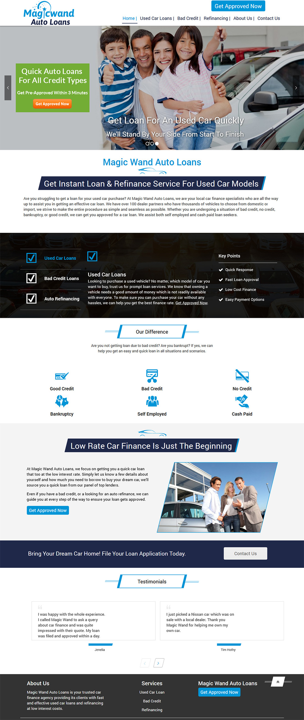 Website Development  Hamilton