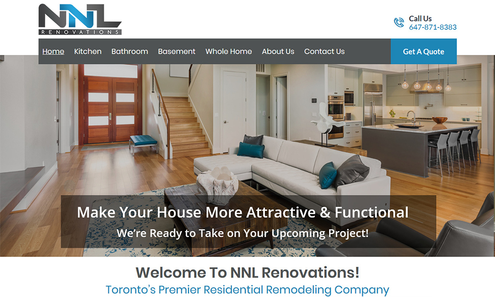 Website Design Hamilton